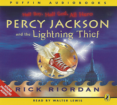 """Percy Jackson & The Lightning Thief"""