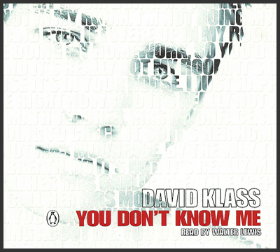 """You Don't Know Me"""